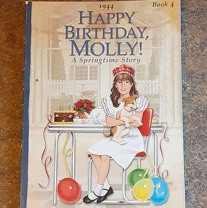"American Girl ""Happy Birthday, Molly!"" Children's"